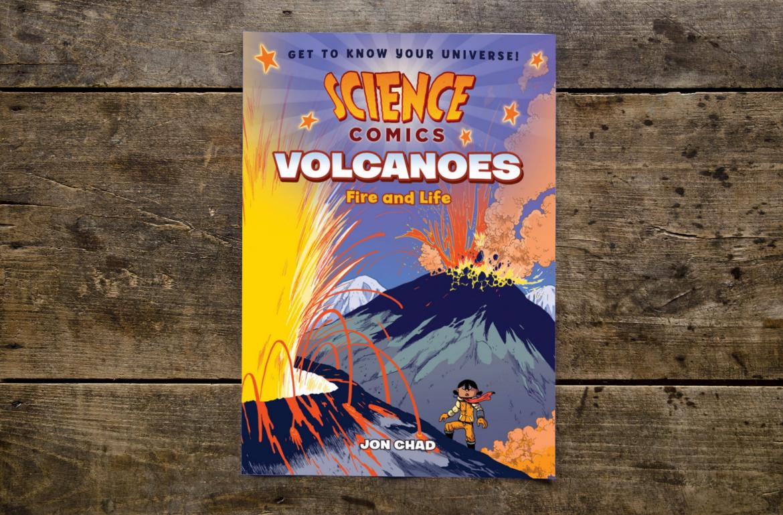 Új fejezet nyílt a földtudományok oktatásában! Geoképregények!!!
