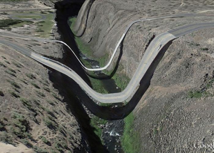 Google Earth élményparkká változtatta a Földet!